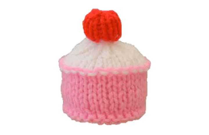 Knit A Cupcake Hat For Age Uk Yours