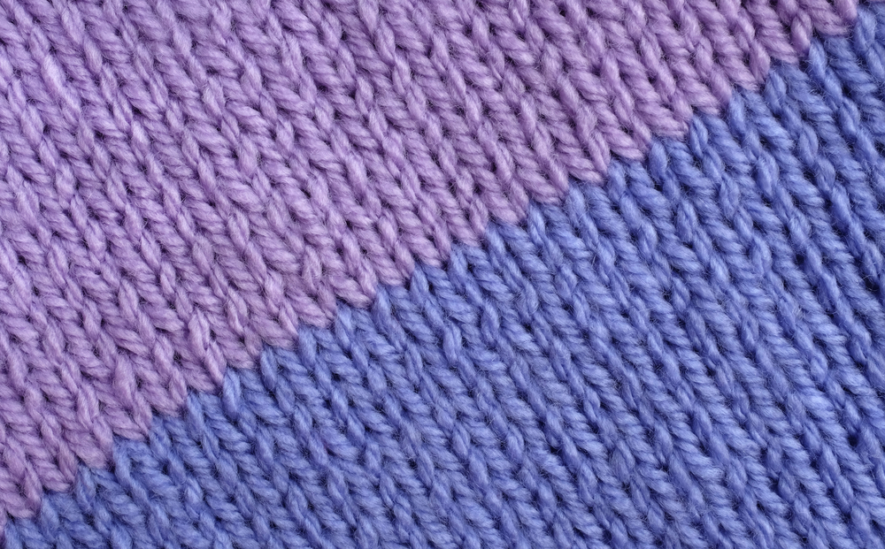 How To Knit A Stocking Stitch Yours