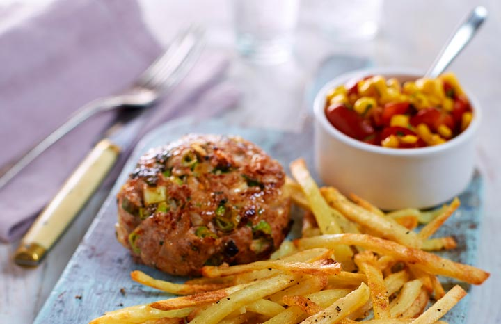 Thai-turkey-burger-with-sweetcorn-salsa-and-chips.jpg