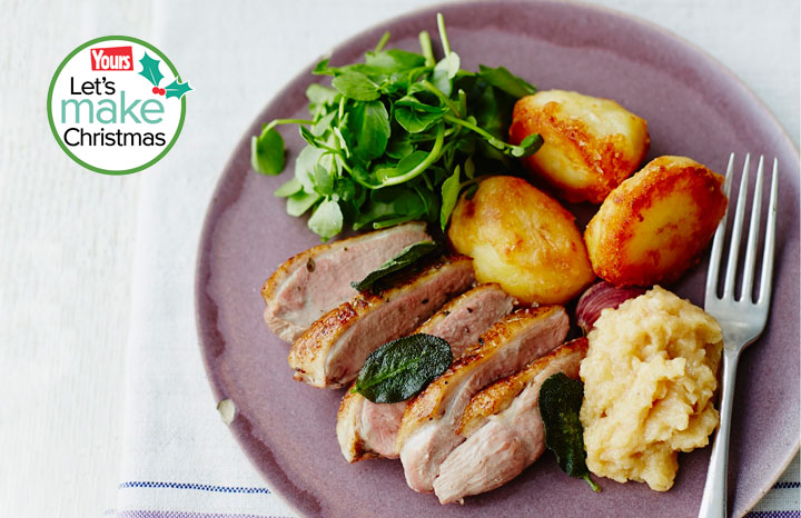 Crispy-Duck-Breast,-Bramley-Apple-Sauce,-Roast-Potatoes-and-Watercress[1].jpg