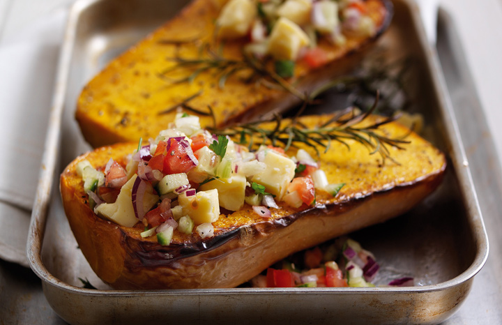 BUTTERNUT-SQUASH-WITH-PILGRIMS-CHOICE-CHEDDAR,-TOMATO-AND-RED-ONION-SALSA.jpg