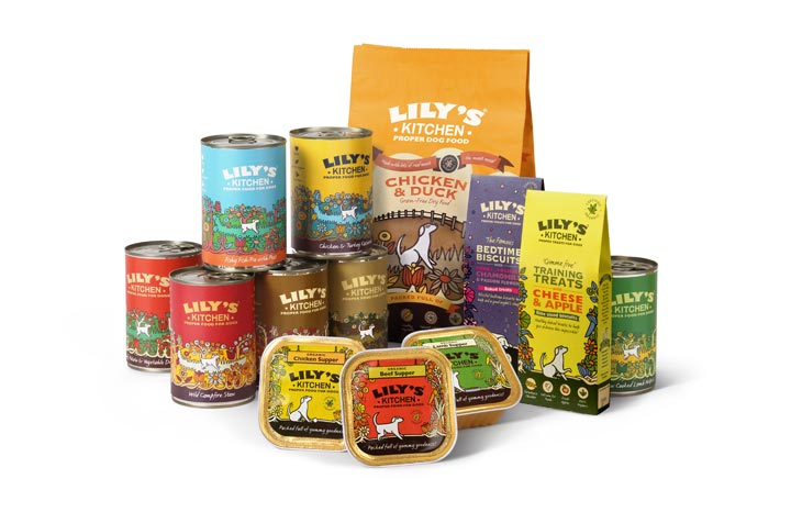 Lily\'s Kitchen organic dog food review — Yours