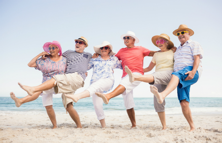 nine out of ten new pensioners are happy in retirement yours