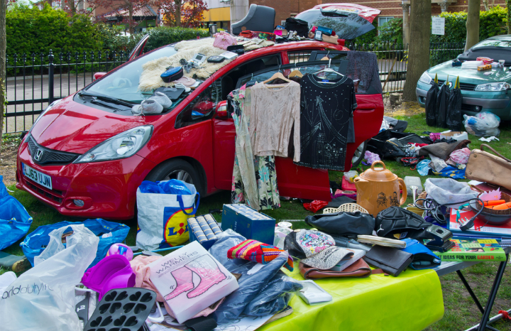 Top Tips For Making Money At Car Boot Sales Yours