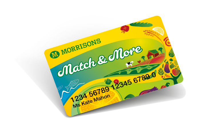 morrisons launches loyalty card yours. Black Bedroom Furniture Sets. Home Design Ideas