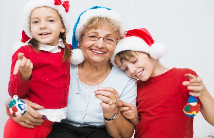 Grandparents spend £236 on grandchildren\'s Christmas presents — Yours