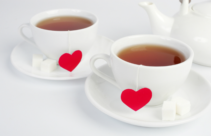 The Secret To The Perfect Relationship A Good Cup Of Tea Yours