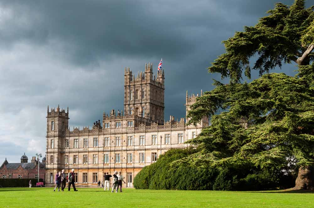 the downton abbey house and other film and tv sets you can visit yours. Black Bedroom Furniture Sets. Home Design Ideas