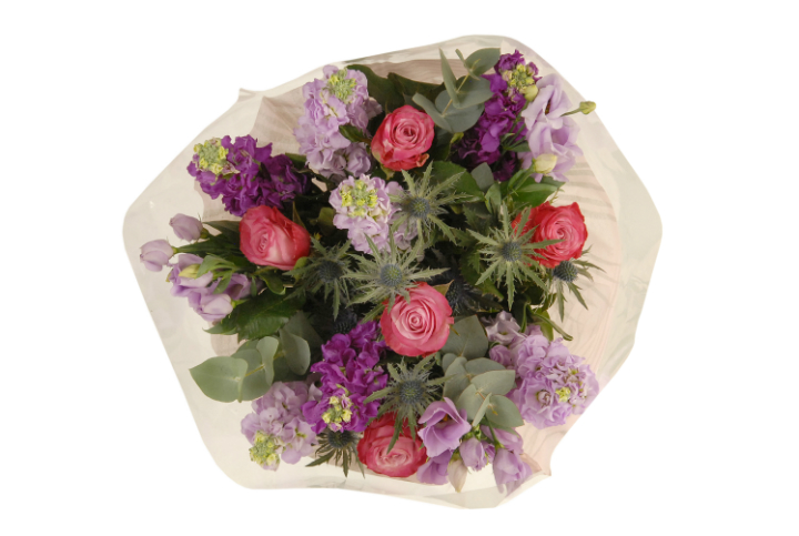 M&S Valentine's Day flowers