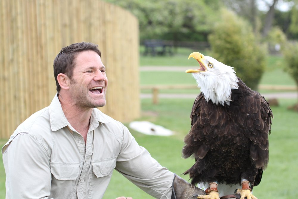 Wildlife lover Steve Backshall knows how damaging litter can be to animals