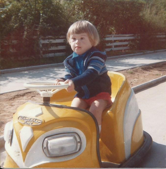 Craig, aged 3