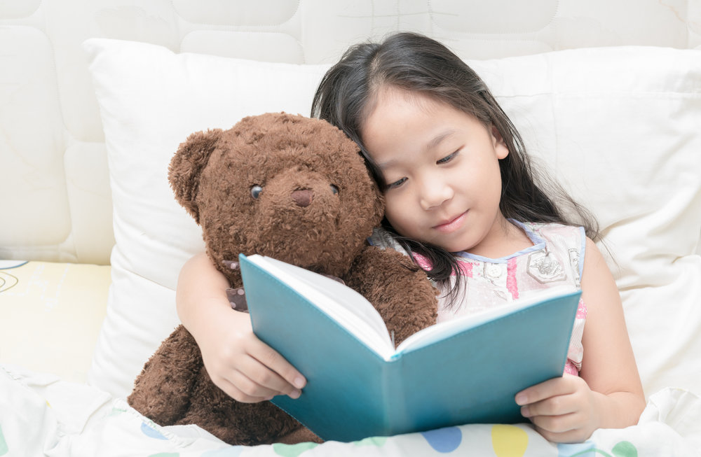 Pass the book bug onto your little ones
