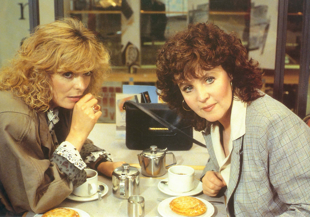 Alison starred in the 1989 film Shirley Valentine with Pauline Collins