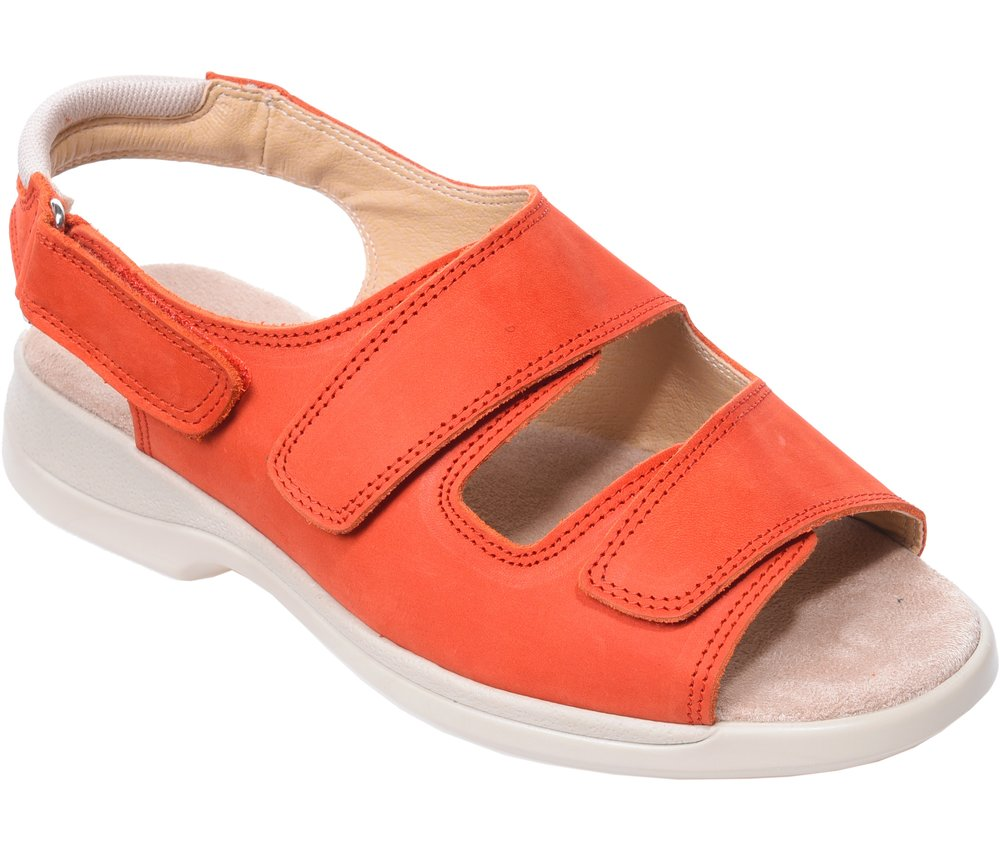 The Sunny sandal comes in a range of colours