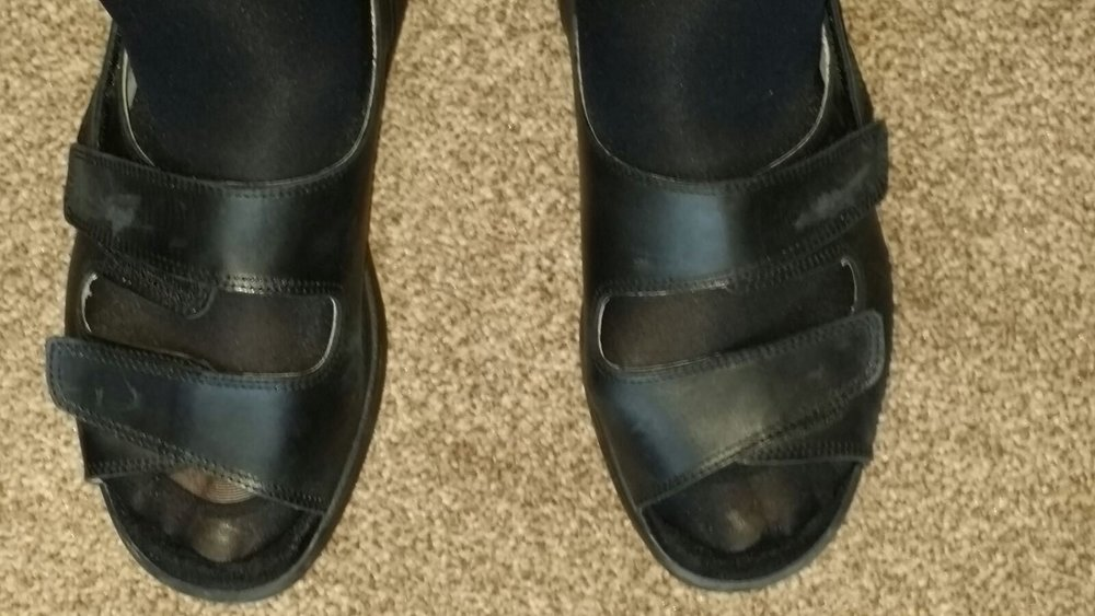 The Sunny sandal offered a really lovely fit