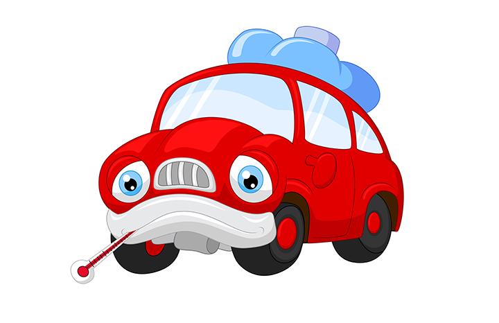 car-sick
