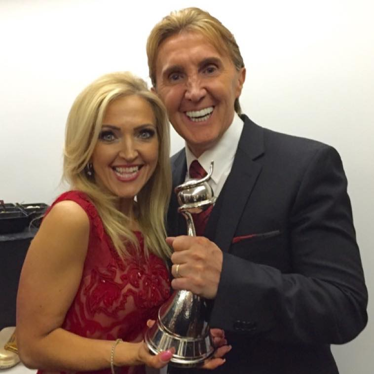 From the Speakmans' Twitter
