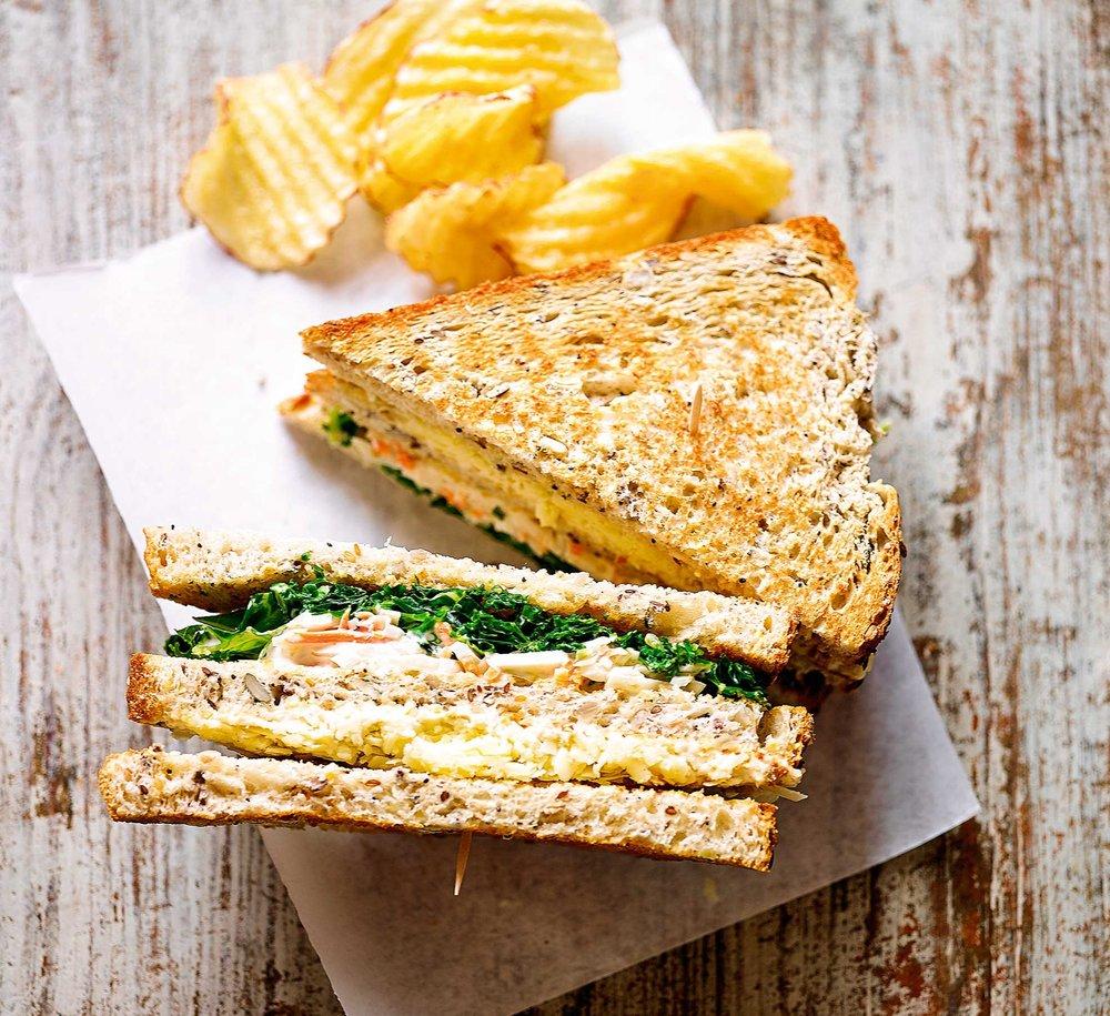 veggie-club-sandwich