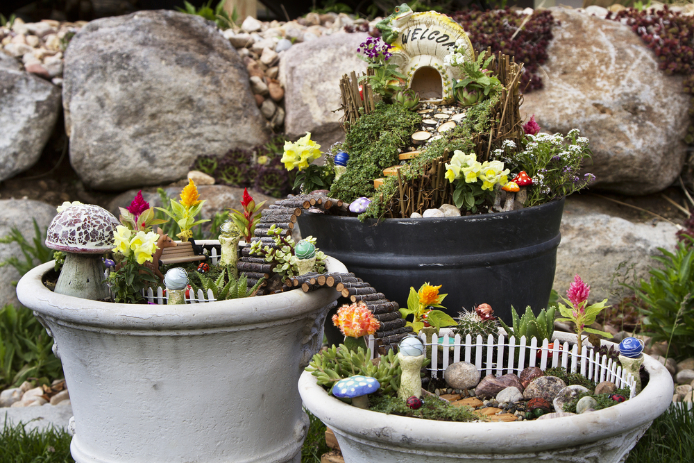 Fairy Garden Furniture How To Make how to make fairy gardens. fairy garden 926 best fairy gardens