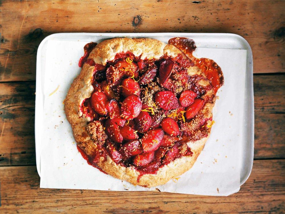 plum-and-cinnamon-tart