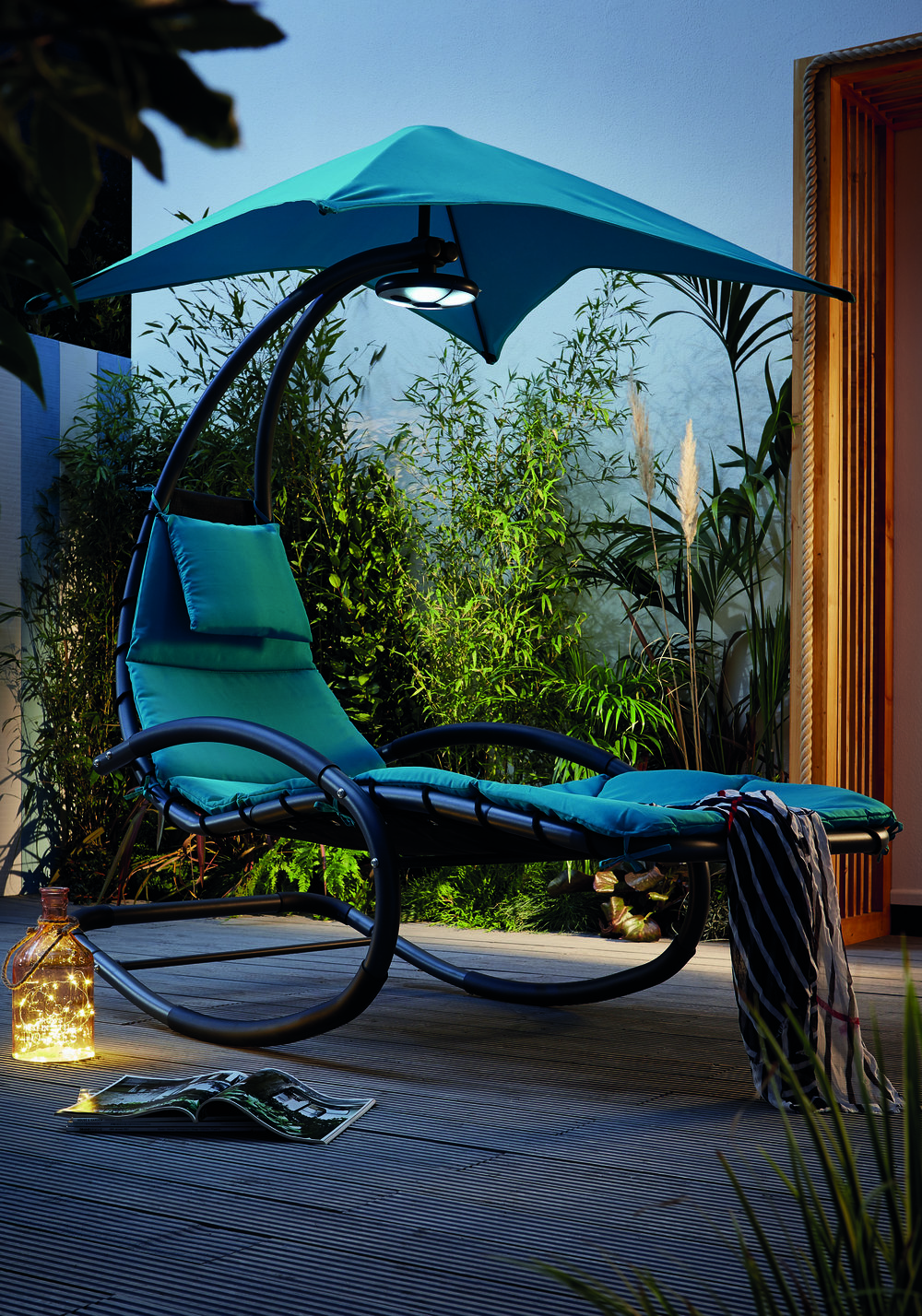 Relax outdoors with The Range's Helicopter Chair — Yours on fire range, crj 200 range, bomb range, learjet range, aircraft range,
