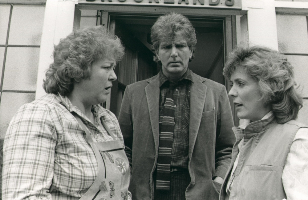 Alison also appeared in the 1986 comedy Clockwise with John Cleese