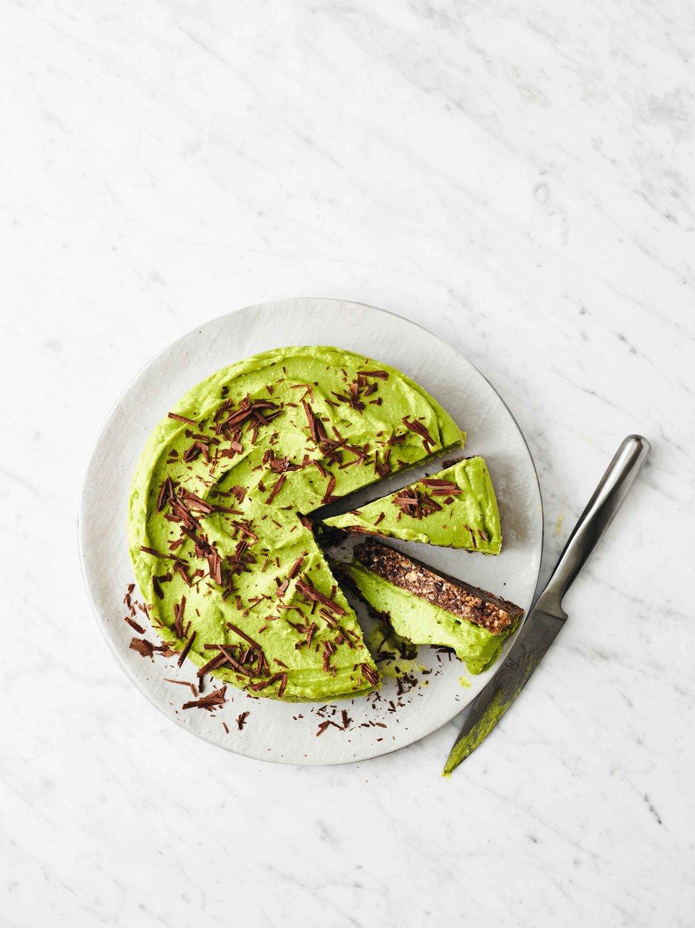 avocado-lime-tart