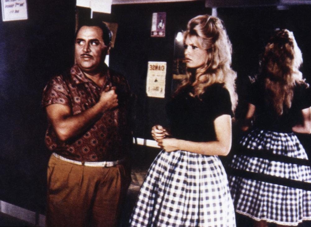 Brigitte Bardot in Come Dance With Me