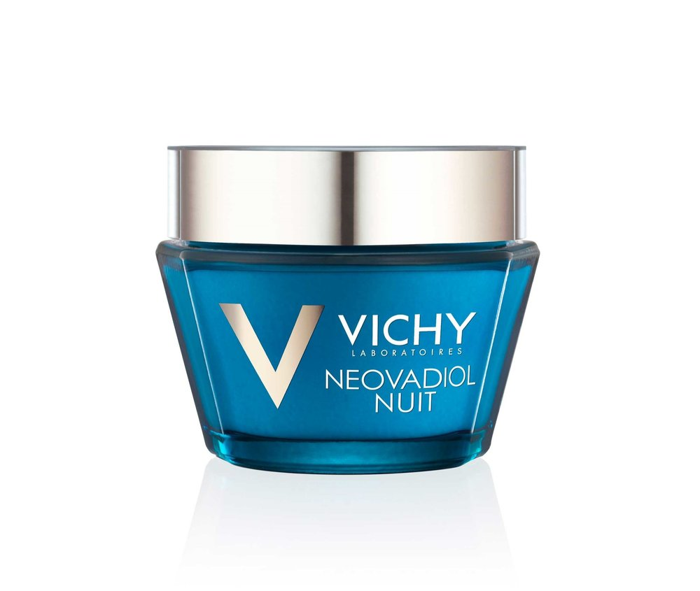 vichy night cream