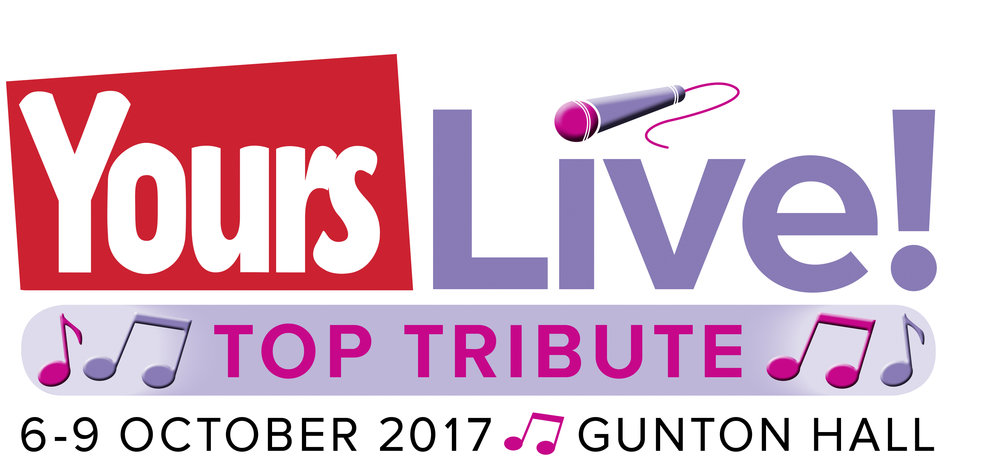 YOURS LIVE 2017 Top tribute logo