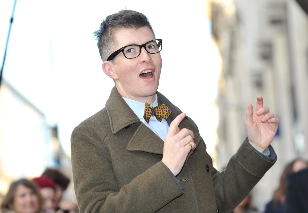 Hes Spent A Decade Transforming Local Community Groups Into All Singing Hit Choirs Now Gareth Malone Is Taking Things To Whole New Level As Judge