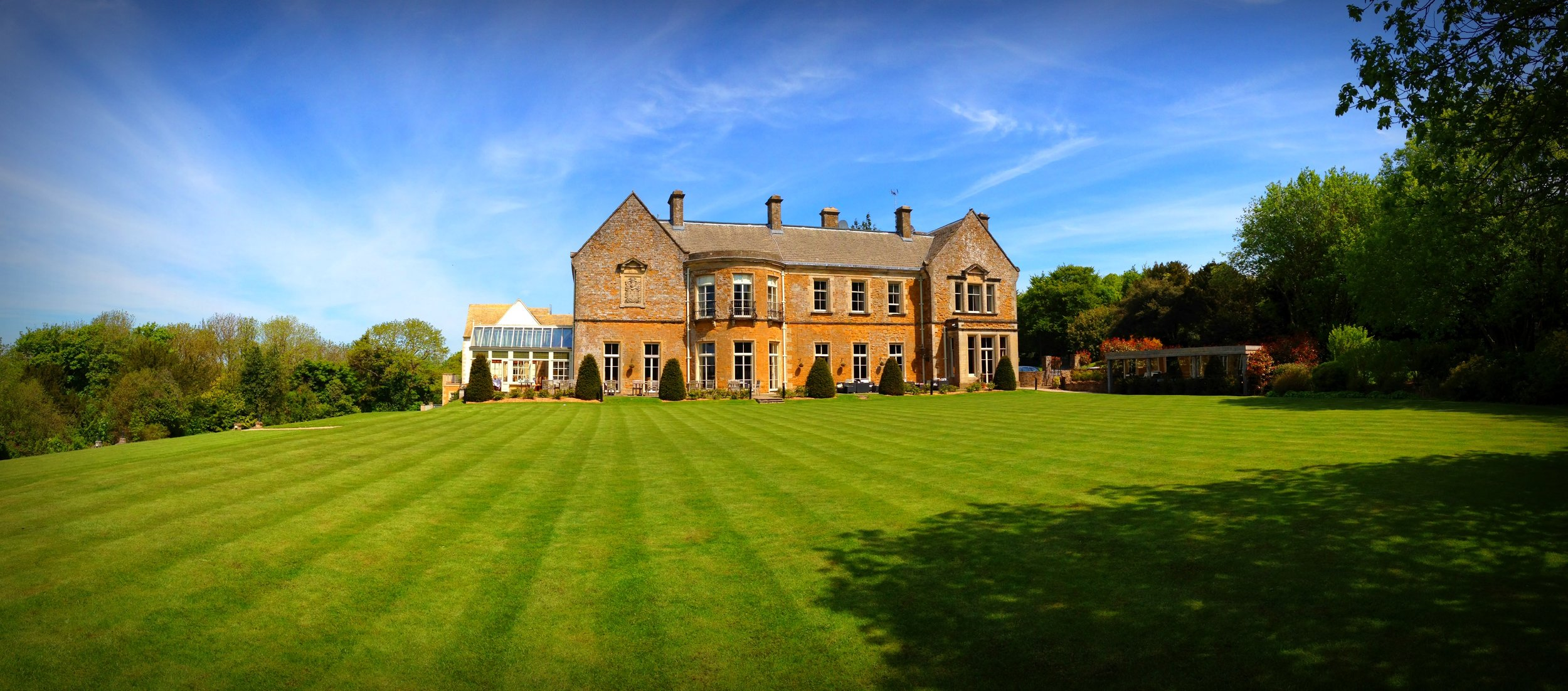 WIN a luxury stay at Wyck Hill House Hotel Spa Gloucestershire