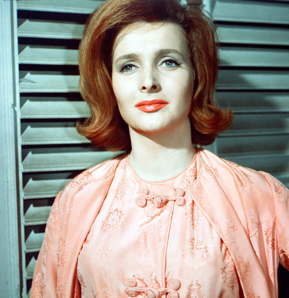 Millie in the Sixties TV series Espionage