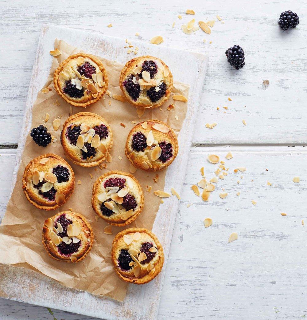 blackberry-bakewells