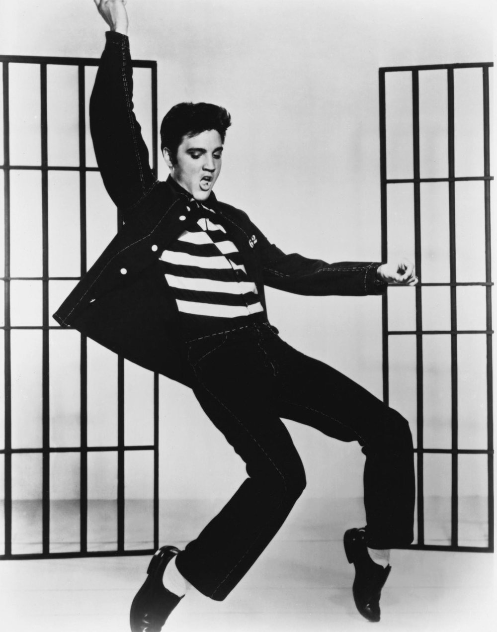 His music - and his hips - shook up everything