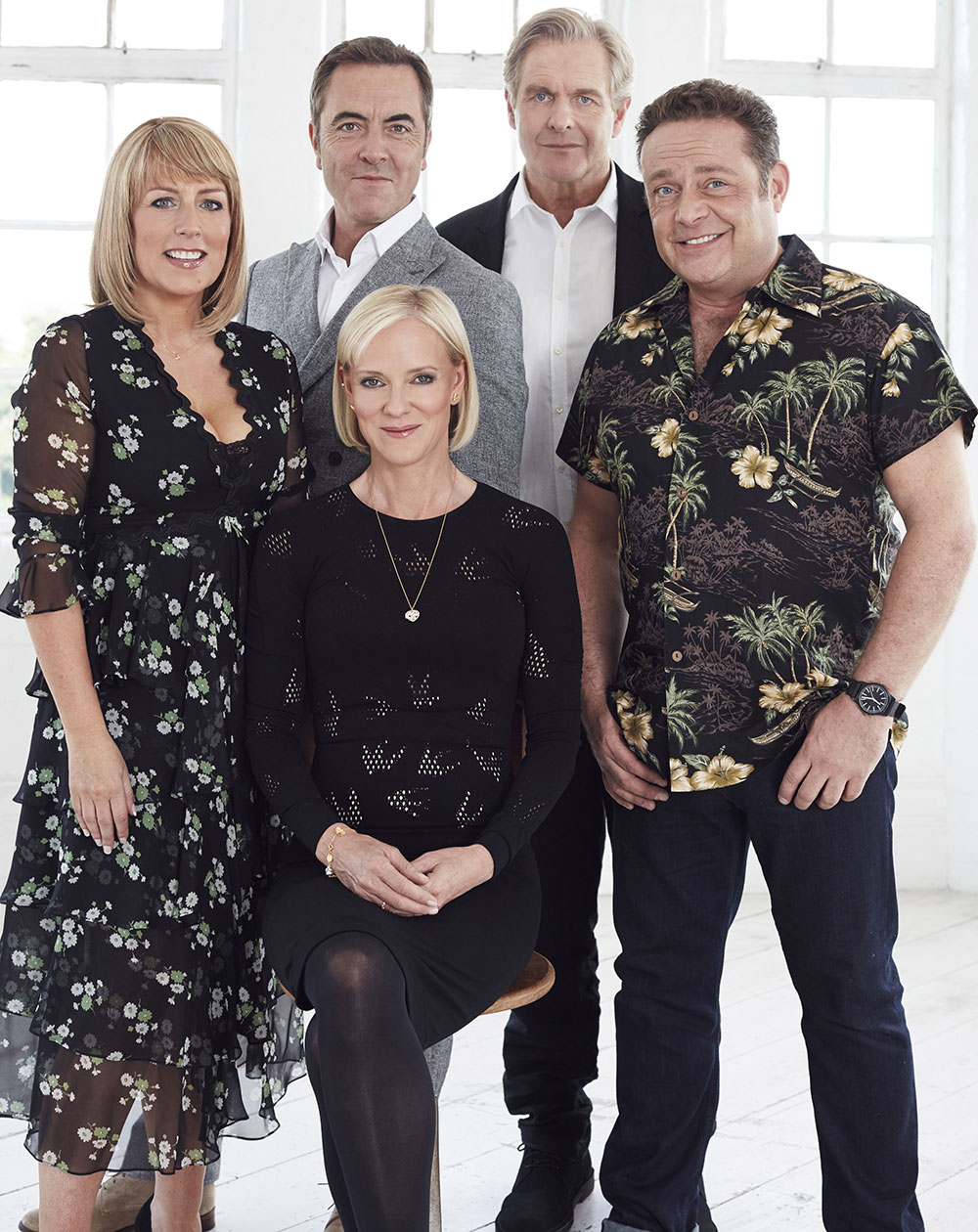 The best buds were reunited last year for a revival of Cold Feet