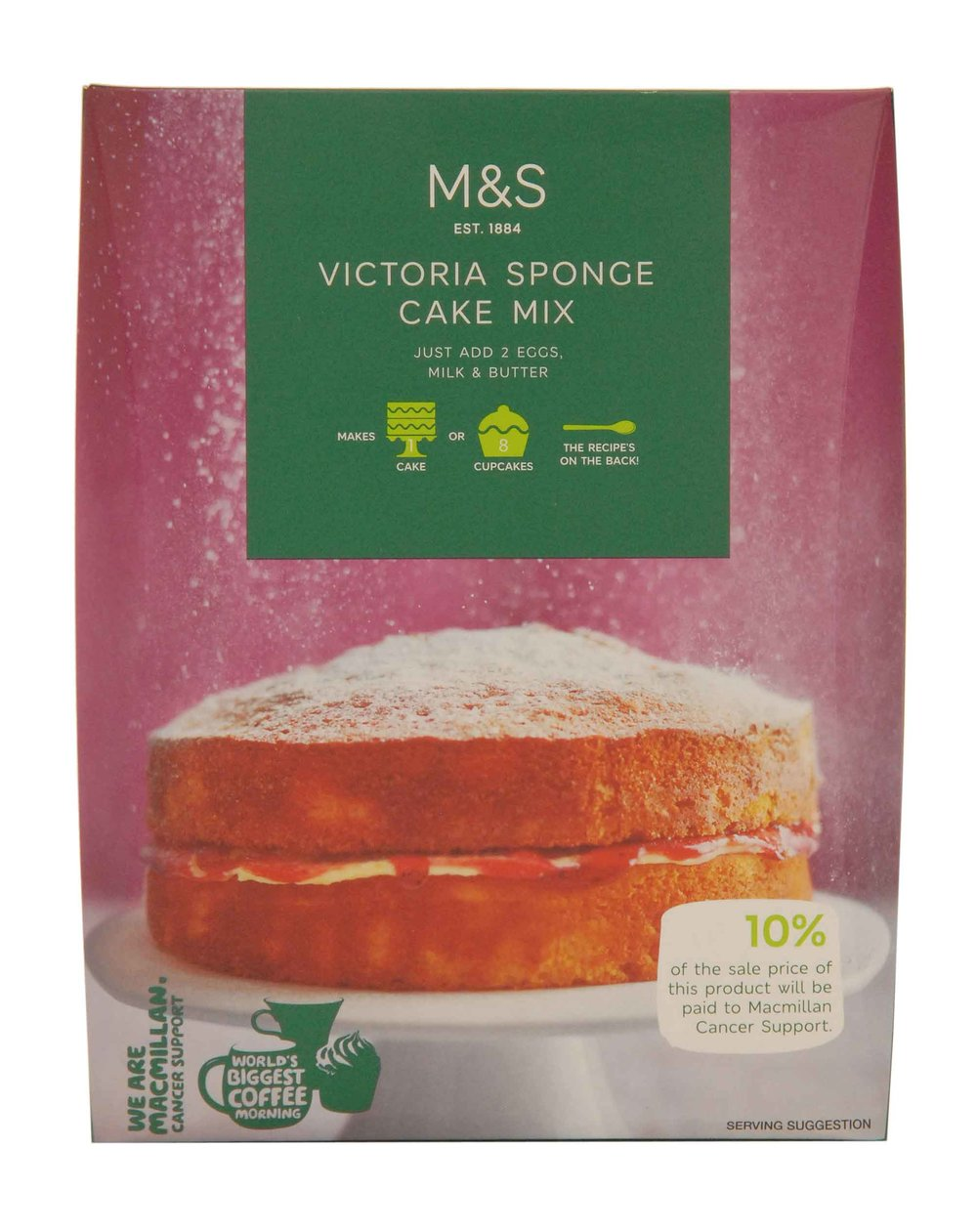 macmillan-coffee-morning-sponge-mix-m&s