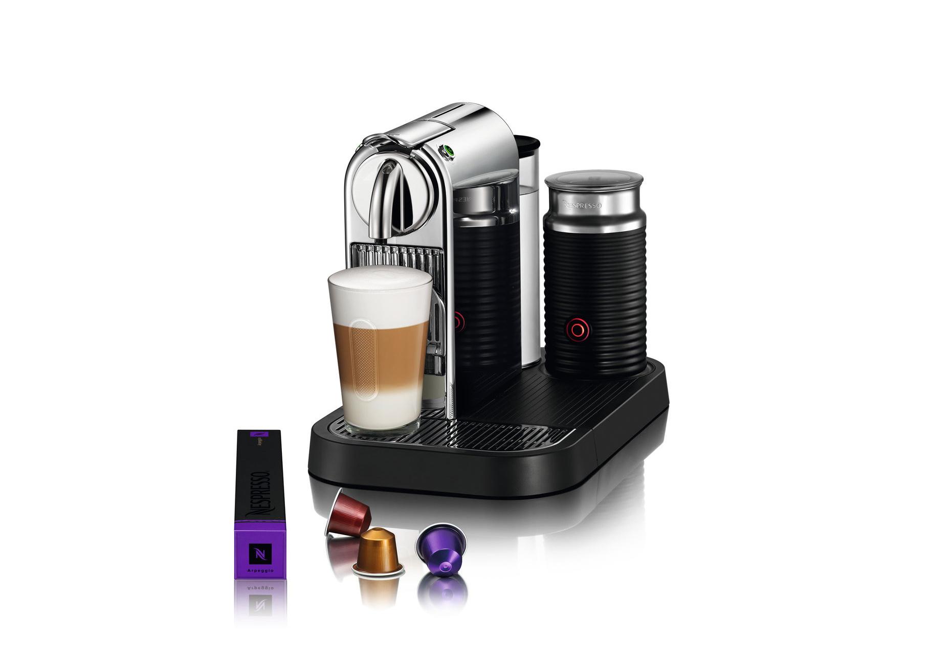 Nespresso Citiz And Milk Review Yours