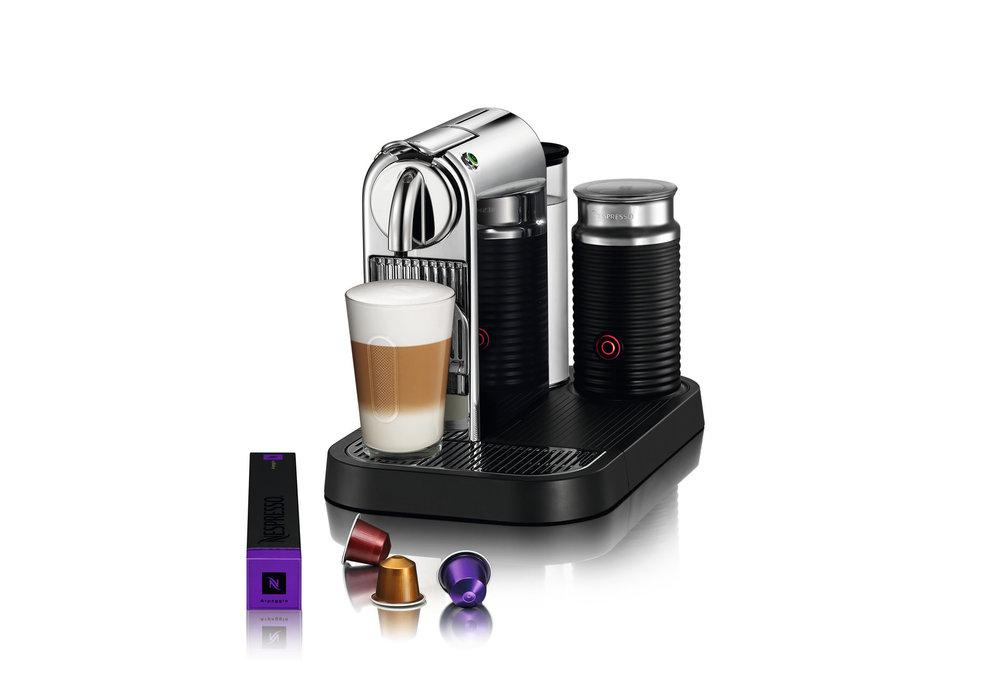 Nespresso CitiZ and Milk review — Yours
