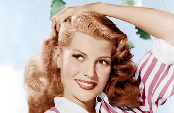 the life and loves of rita hayworth yours