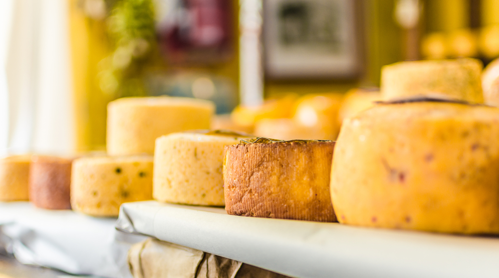 Avoid pricey cheese from the deli counter