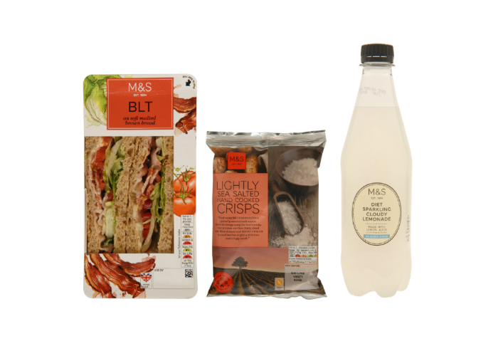 Marks & Spencer is giving away free lunches from today
