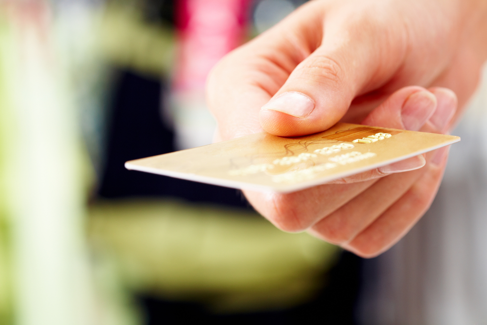 Pay off your credit card bill in full
