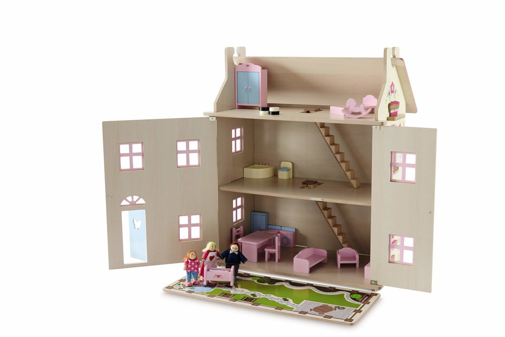 Wooden Doll's House £29.99