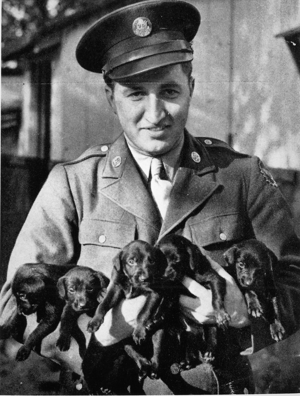 Officer-with-arms-full-of-dark-lab-type-puppies.jpg