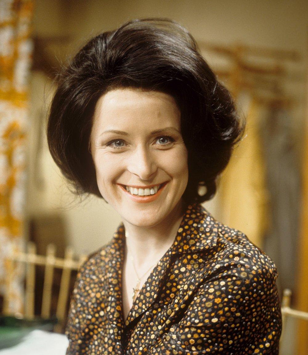 Judy Parfitt (born 1935)