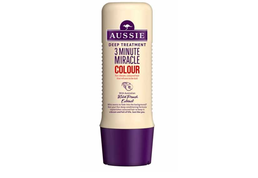 Aussie 3 minute miracle colour deep treatment