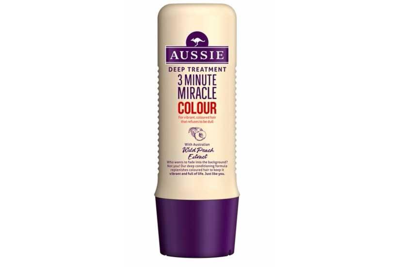 Aussie 3 minute miracle colour deep treatment