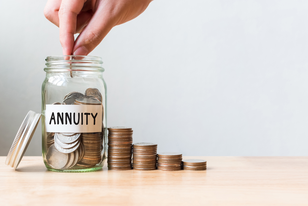 Annuity rates may start to rise