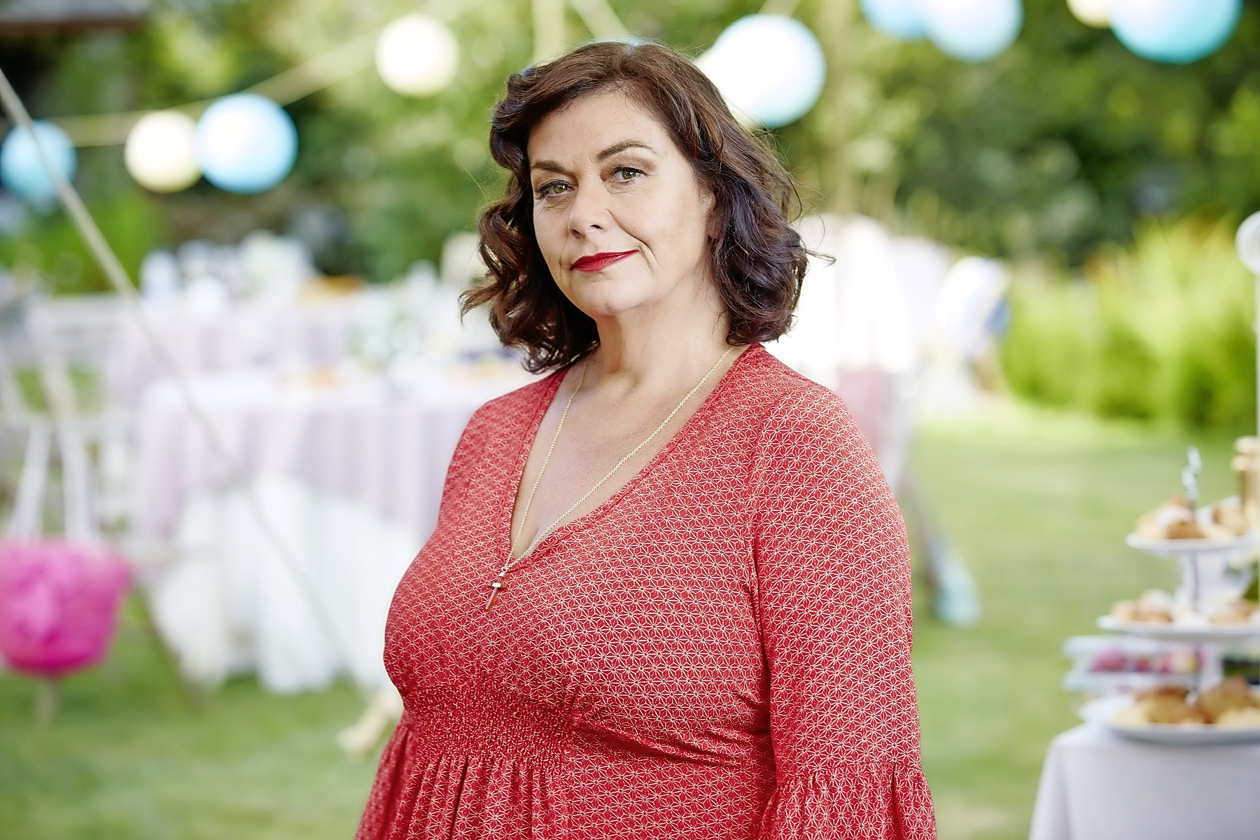 Delicious starring Dawn French is back for a second series! — Yours